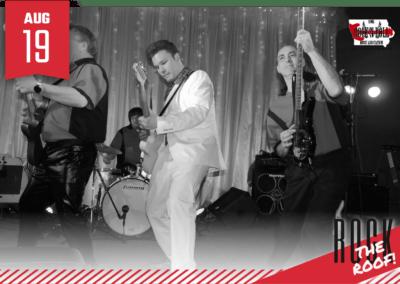 Richie Lee & The Fabulous 50's