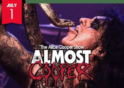 Almost Cooper